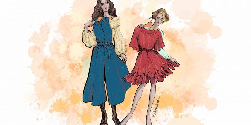 comment s'habiller quand on est petite ou grande de taille